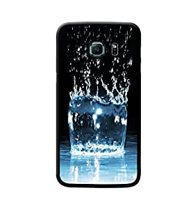 Ebby Back Cover for Samsung Galaxy S6 Edge