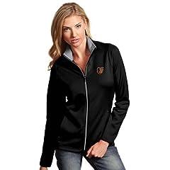 Baltimore Orioles Ladies Leader Jacket (Team Color) by Antigua