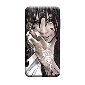 Ebby Premium Printed Mobile Back Case Cover With Full protection For Samsung J7 (Designer Case)