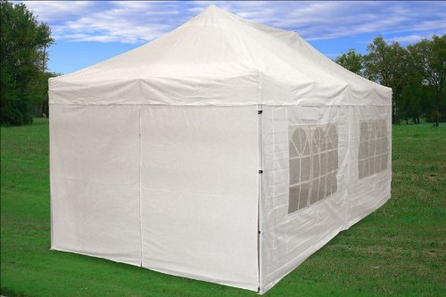 10x20 Pop up 4 Wall Canopy Party Tent Gazebo
