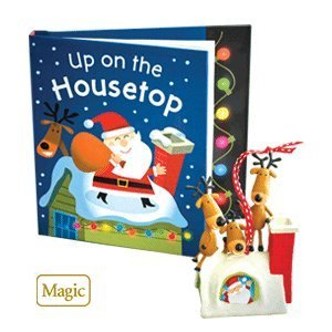 Up On The Housetop 2010 Hallmark Ornament - QXG7063