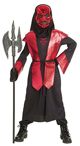 Boys - Dom Warlord Boys Lg Halloween Costume - Child Large
