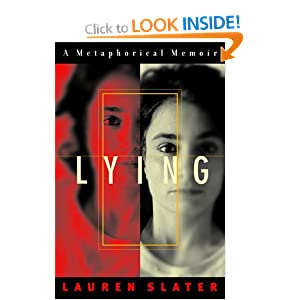 Lying: A Metaphorical Memoir Summary