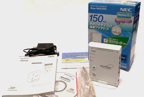 NEC AtermWR4100N PA-WR4100N
