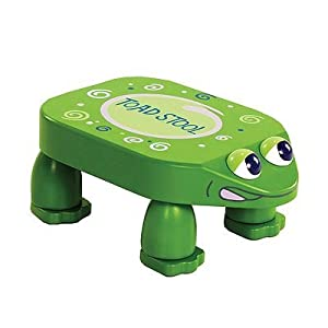 Levels of Discovery Toad Stool baby gift idea