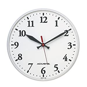 Outdoor Pool Clock 12 in. Face
