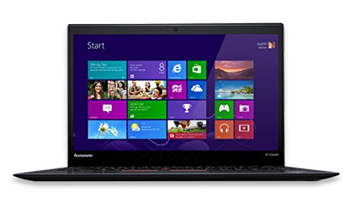 Lenovo ThinkPad X1 Carbon Touch 3rd Generation - 20BS0035US: Intel i7-5600U, 14