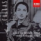 リサイタル・ライヴ-ミラノ1956年&アテネ1957年
