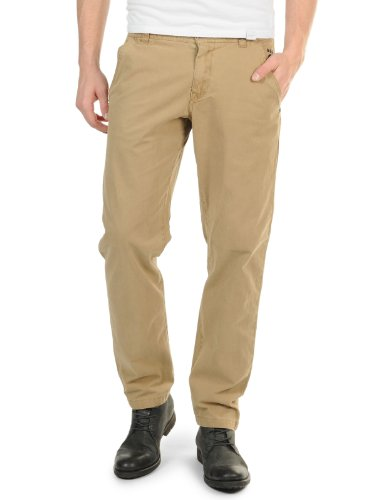 New Zealand Auckland Chino Trousers (32-34, beige)