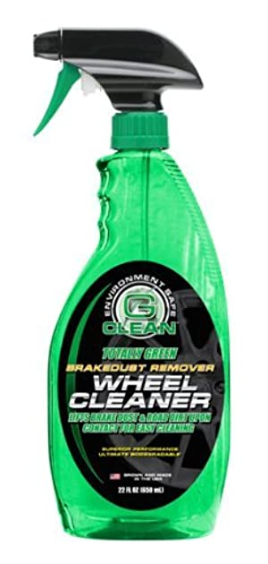 Green Earth Technologies 01200 Brakedust Remover Wheel Cleaner 22 oz by Green Earth Technologies