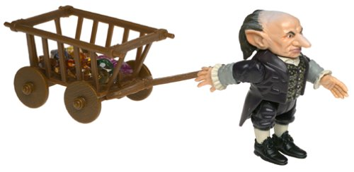 Picture of Mattel Harry Potter and the Sorcerers Stone Action Figure Griphook Gringotts Goblin (B00006FE0Z) (Harry Potter Action Figures)