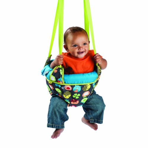 Sale!! Evenflo Johnny Jump Up Doorway Jumper, Bumbly