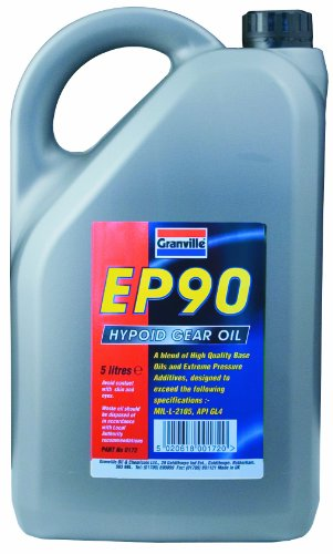 Granville 0172 EP90 5L Hypoid Gear Oil