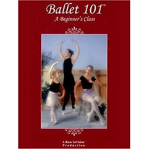 Ballet 101 - A Beginner's Class, DVD movie