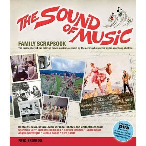 The Sound of Music Family Scrapbook + DVD Limited Edition Set Autographed/Hand-Signed by Cast of 7