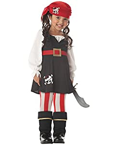 Precious Lil' Pirate Costume M