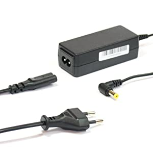 Chargeur pour Dell Inspiron Mini 9 (910) / Mini 10 (1010 / 1012 / 1018) / Mini 10v (1011) / Mini 12 (1210) Duo (1090) Cordon