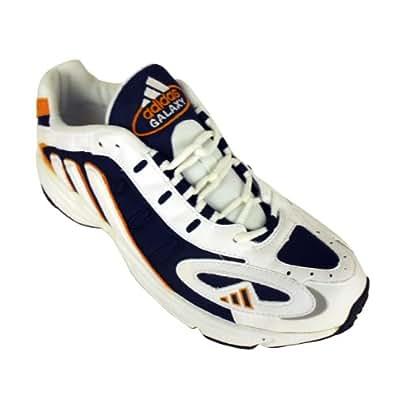 Mens Adidas Galaxy Running Shoes Rare Retro Trainer