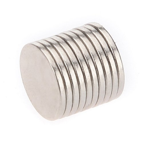 50x10mm x 1mm disc rare earth neodymium magnet n35 craft for Super strong magnets for crafts