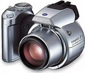 Konica Minolta Dimage Z2 Digitalkamera (4 Megapixel)