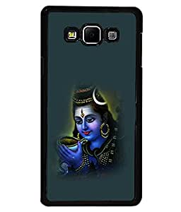 printtech Lord God Om Namah Shivaya Back Case Cover for Samsung Galaxy A7::Samsung Galaxy A7 A700F