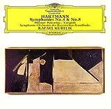 ハルトマン:交響曲第4番&第8番