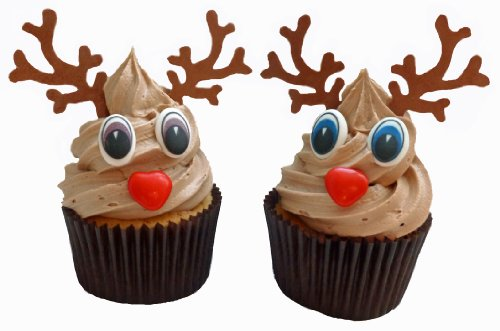 set-to-decorate-6-christmas-rudolf-cupcakes-including-6-chocolate-noses-6-pairs-of-eyes-and-6-pairs-