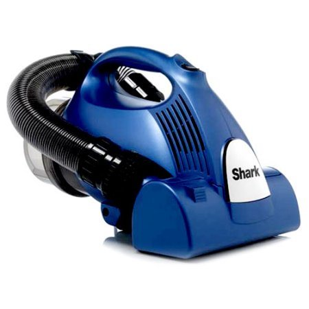 Shark Bagless Cyclonic Hand Vac, Blue, V15Z (Shark Wood Floor Attachment compare prices)