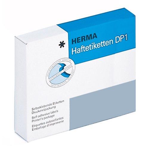 Herma 2721 Etiquettes 13 x 13 mm Jaune
