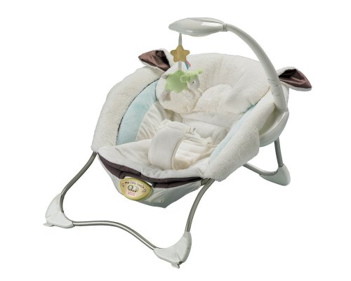 Why Choose Fisher-Price My Little Lamb Deluxe Infant Seat