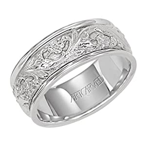 lyric artcarved wedding ring