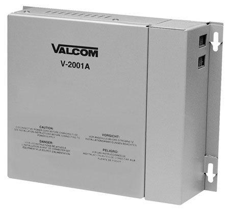 V-2001A - V-2001A - Valcom Analog Page Controls 1 Zone, Enhanced, One-Way