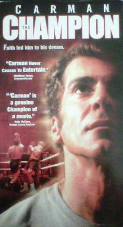 Carman the Champion [VHS]