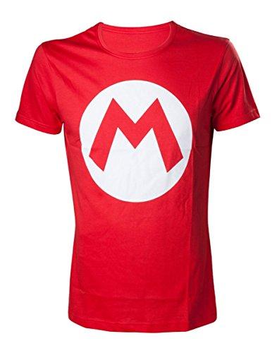 NINTENDO Super Mario Bros. Big Mario Logo