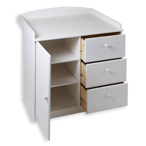 Table langer commode conforama - Transformer commode en table a langer ...