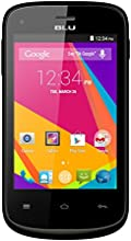 BLU Dash JR K Smartphone - Unlocked - Black