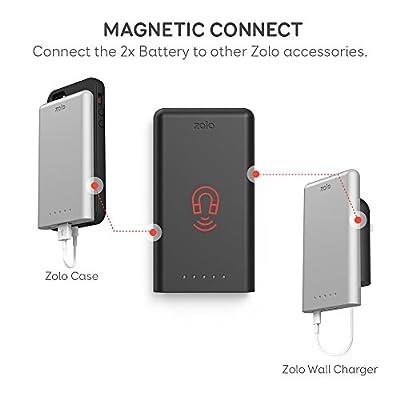Anker Zolo マグネットモバイルバッテリー 6000mAh