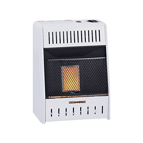 Procom Heating TV209320 6K BTU NAT Wall Heater (Wall Heater Btu compare prices)
