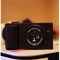 iphoneがカメラに早変わり iphone5 カメラ型 ケース 全6色 ネックストラップ付き