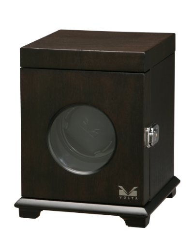 Volta 31-560011 Belleview Collection Single Rustic Brown Watch Winder