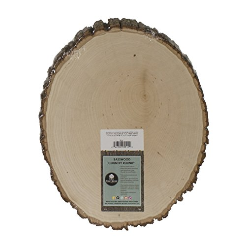 Walnut-Hollow-Basswood-Country-Round-Extra-Large-for-Woodburning-Home-Dcor-and-Rustic-Weddings