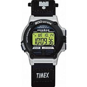 t62962 timex ironman black resin triathlon 8 lap shock resistant t62962 timex ironman black resin triathlon 8 lap shock resistant digaital men s watch