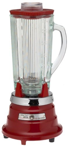 Waring Pbb204 Professional Bar Blender, Chili Red Color: Chili Red Home & Kitchen front-600581