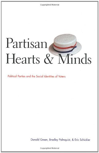 Partisan Hearts and Minds: Political Parties and the Social Identity of Voters