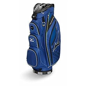 Amazon.com : Mizuno Kuma Cart Bag - Royal/Green : Sports