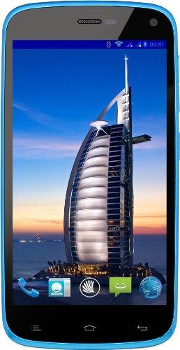 NGM Forward Prime Smartphone, 16 GB, Dual SIM, Turchese [Italia]