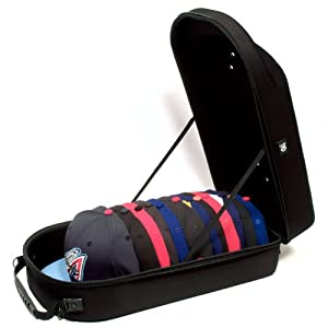 Buy Homiegear Brand Carrier Case - 12 Hats for New Era Caps, Snap Back, Fitted by Homiegear