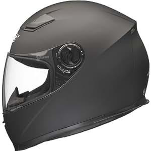 Shox Sniper Solid Motorcycle Helmet S Matt Black