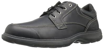 (狂促)天木兰Timberland男士防水缓震真皮牛津鞋Richmont MT Oxford黑 折后$49.96