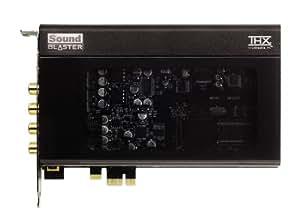 Creative Sound Blaster X-Fi Titanium HD Internal Sound Card with THX SB1270 70SB127000002